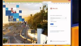 Branding the Login for Office 365