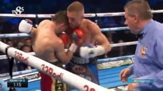Terry Flanagan vs Petr Petrov - Boxing