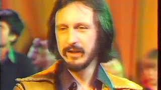 John Entwistle  on Tiswas circa 1978