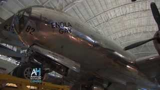 B-29 Enola Gay at the Smithsonian Air & Space Museum