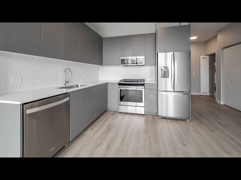 A River North 1-bedroom WA15 at 23 West Apartments at One Chicago