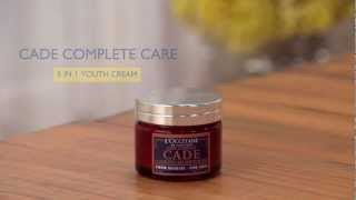 How to: Cade Complete Care Moisturizer | L'Occitane