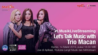 Let's Talk Music With Trio Macan