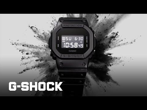 8a2fce2c1cf Relógio Casio G-shock Masculino Dw-5600bb-1dr Nf - R  419