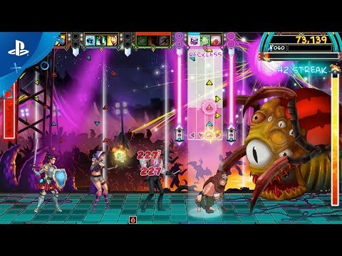 The Metronomicon: Slay the Dance Floor – Live Action Trailer | PS4 thumbnail