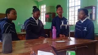 Mama ka bafana cover by St Bernrd's High girls