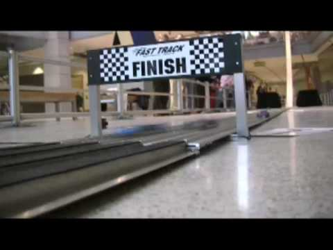 Video of a Super-Fast Pinewood Derby Track – Boys' Life ...