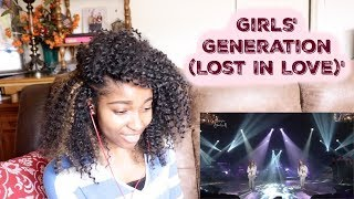 Girls' Generation 소녀시대 '유리아이 (Lost In Love)' [SNSD REACTION]