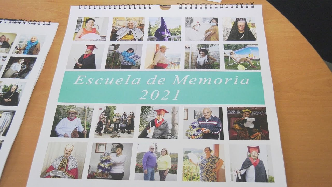 Calendarios solidarios de Botikaeducasaluss