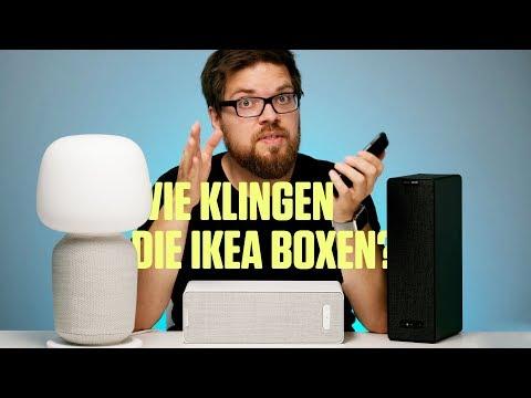 IKEA SONOS Lautsprecher SYMFONISK: Unboxing und erster Eindruck