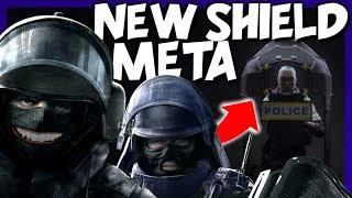 The NEW SHIELD Meta - Rainbow Six Siege