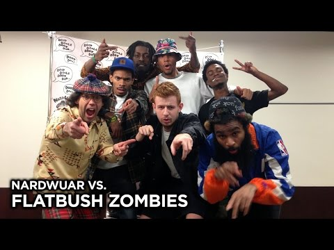a083a46c05d35a Nardwuar vs Flatbush Zombies – Just My Thoughts