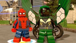 LEGO Marvel Superheroes 2 All Spider-Man Characters! Agent