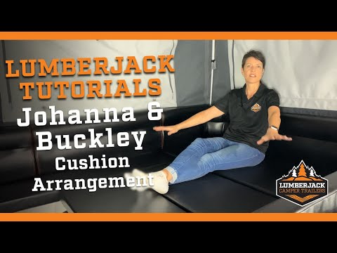 Johanna & Buckley Cushion Arrangement
