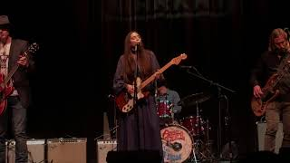 Angela Perley & The Howlin' Moons, set 1 (of 2), Jackson, OH, October 7, 2017