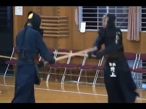 剣道 [Kendo] Kakari-geiko