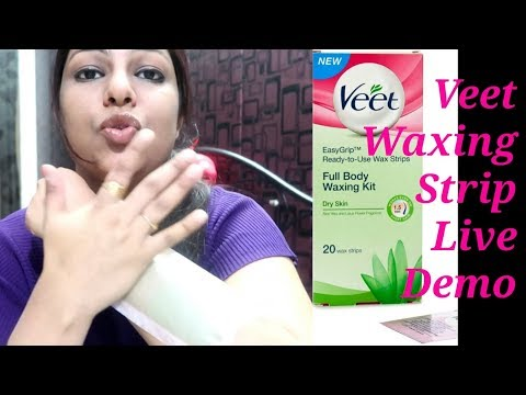 Waxing Strips Disposable Waxing Strips Retailers In India