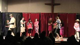 Evening performance The Case of the Parable Guy scenes 4, 5