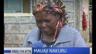 Mama awapa sumu wanawe watatu, ajaribu kuwanyonga kabla ya kujitosa mtoni Nakuru