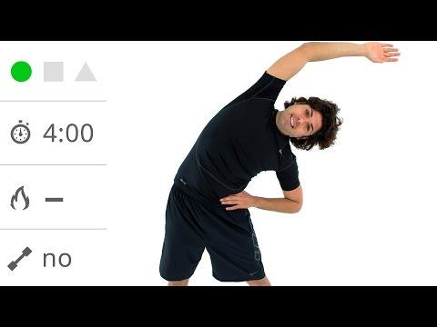 Massaggio con osteocondrosi cervicale video di seduta