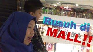 BIKIN RUSUH DI MALL!! - FATIMVLOG12