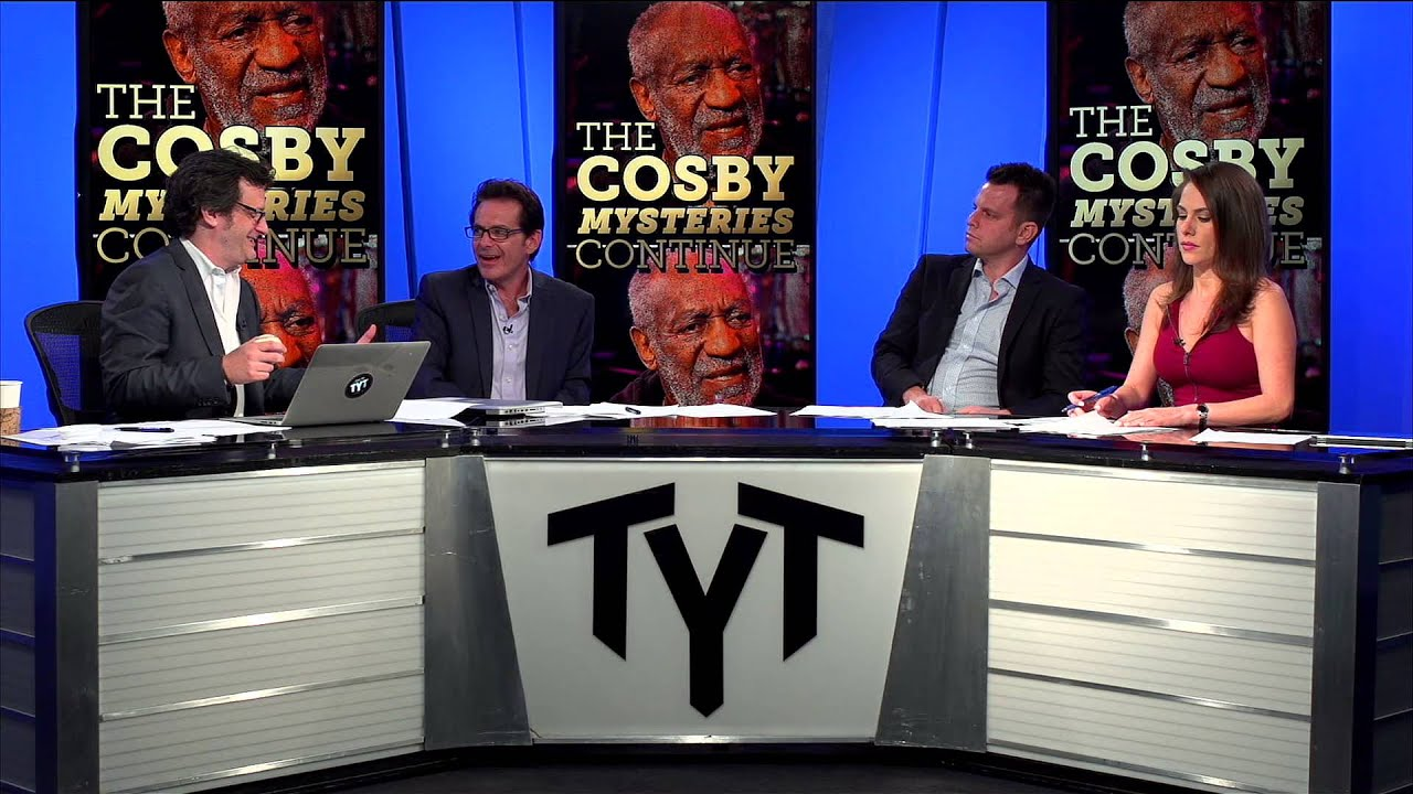 Bill Cosby Accused By Celebrity's Wife thumbnail