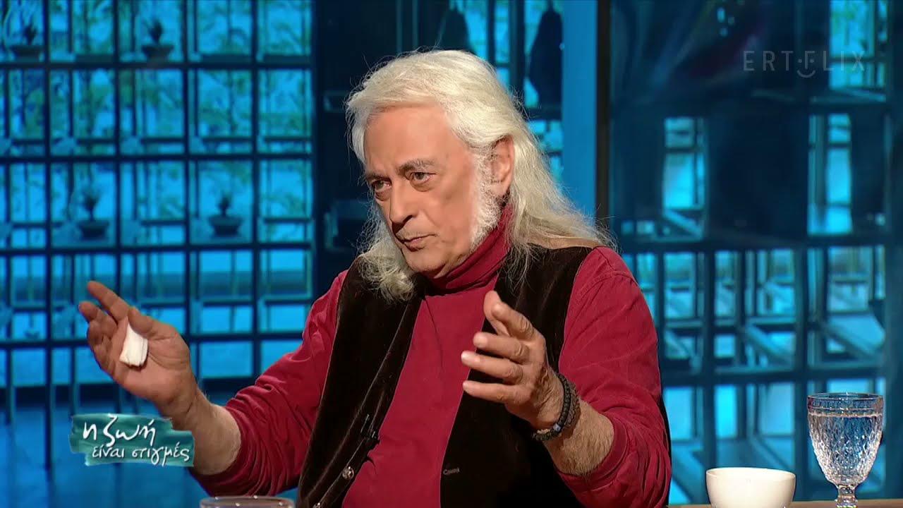 Δ.Ιατρόπουλος: Έτσι έκανα την πρώτη μου ποιητική έκδοση | 25/05/2021 | ΕΡΤ