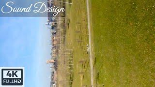 FPV drone - Esperimenti di Sound Design   Milano drone fpv 4K