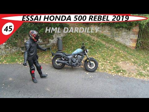 REBEL BOBBER  500 HONDA