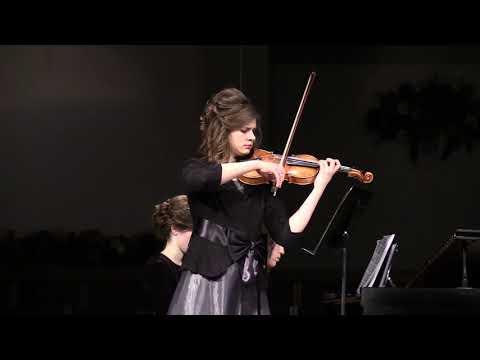 Performance of Beethoven Sonata Op. 8, Mvmt. I. Allegro assai