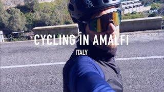 WINTER CYCLING IN AMALFI 2018 | ЗИМНЯЯ ПОКАТУШКА ПО АМАЛФИ