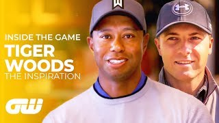 Tiger Woods and the Players He Inspired | Spieth, Reed, Jason Day | Inside The Game | Golfing World