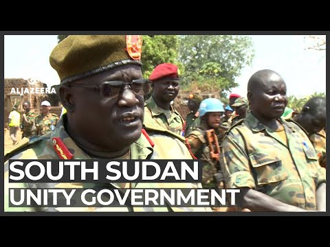 South Sudan struggles to unite armed forces under peace deal