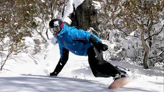 Best Snow in Perisher in Years!
