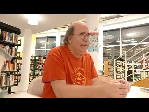 François Cheng à la bibliothèque historique