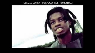 Denzel Curry - Purposely INSTRUMENTAL (ONLY ONE ON THE INTERNET EXCLUSIVE REMAKE)