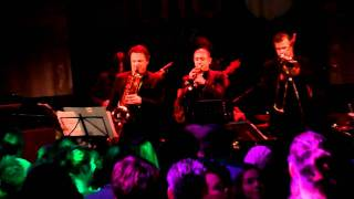 Sven Hammond Soul & Ob6sions - Titel add later @ Afterparty Zwartelijst Panama Amsterdam