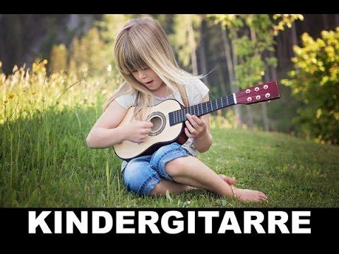 Die beste Kindergitarre auf Gitarre-kaufen.net