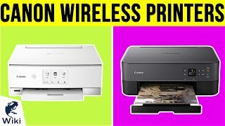 7 Best Canon Wireless Printers 2019