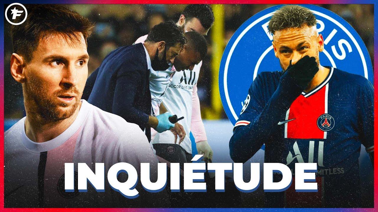 Le PSG TREMBLE pour Kylian Mbappé   JT Foot Mercato