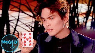 Top 10 Amazing Magicians on America