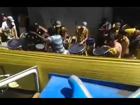 """""""Percusion Barra Amsterdam LPDC"""" Barra: Barra Amsterdam • Club: Peñarol"""