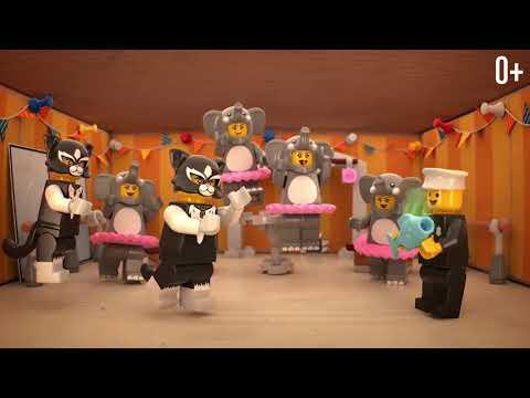 Vidéo LEGO Minifigures 71021 : Série 18 : Thème Fête