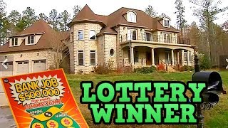 Lottery Winners Abandoned Mansion (Riches To Rags)