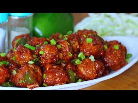 , title : 'మీరడిగిన రెస్టారెంట్ స్టైల్ వెజ్ మంచురియా ఇదిగో మీకోసం👌Restaurant Cabbage Manchurian Recipe InTelugu