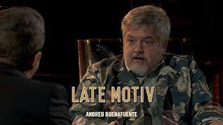 LATE MOTIV   Javier Coronas. ¡Viva La Navidad! | #LateMotiv303