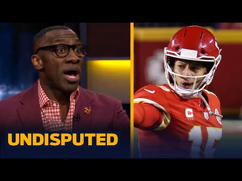 Protecting Mahomes is key to Chiefs Super Bowl win over Brady's Bucs — Shannon | NFL | UNDISPUTED