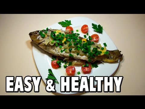Video Easy & Healthy Fish Recipe You Need To Know