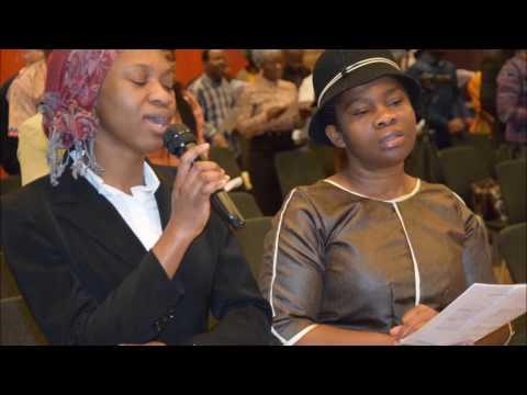 Deeper Life Bible Church, Sweden December Conference 2016