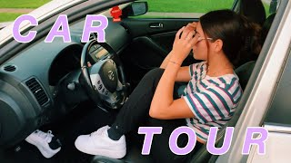 I BOUGHT MY FIRST CAR AT 18!! (realistic Car Tour)